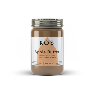 KOS Apple Butter