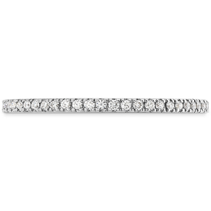 0.2 ctw. HOF Classic Eternity Band in 18K White Gold