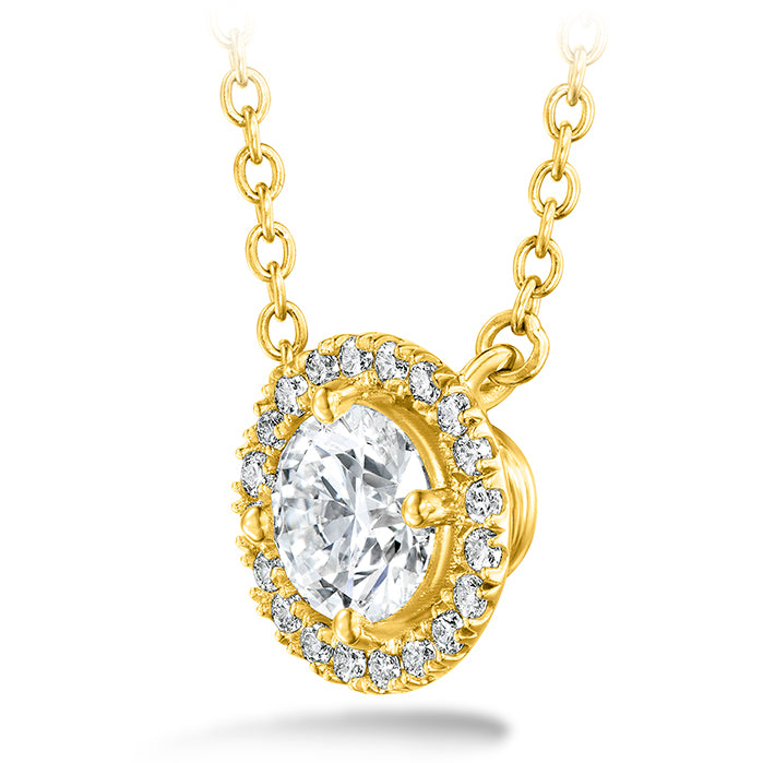 0.16 ctw. Joy Pendant in 18K White Gold