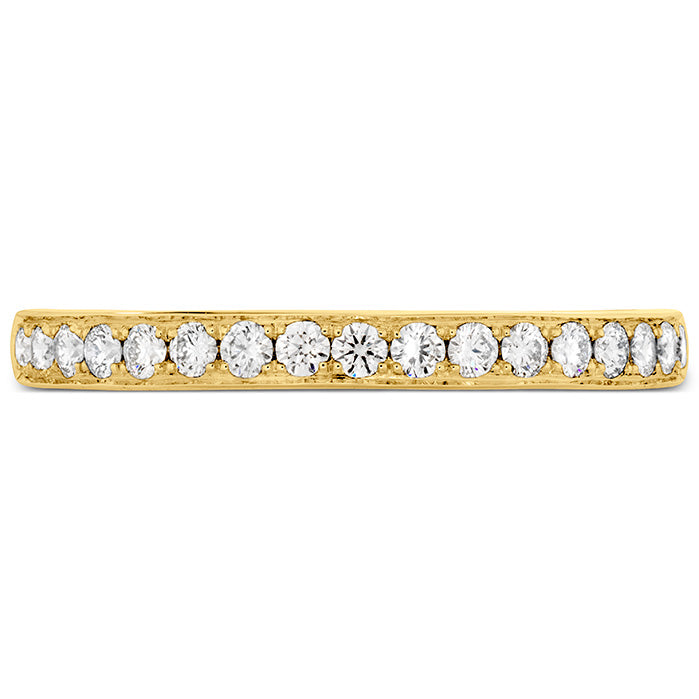 0.2 ctw. Lorelei Bloom Diamond Band in 18K White Gold