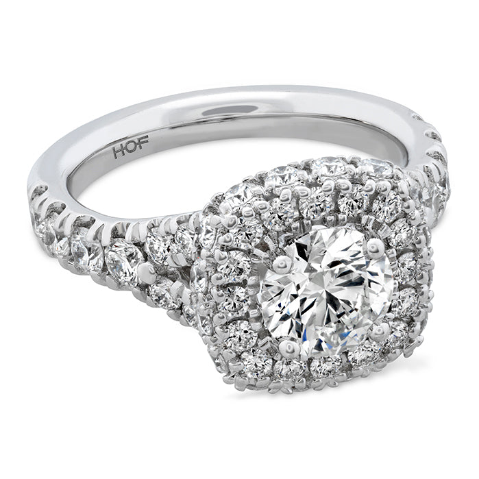 1.28 ctw. Luxe Acclaim Diamond Ring in 18K White Gold