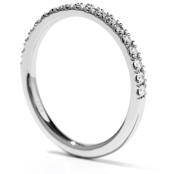 0.25 ctw. Transcend Wedding Band in 18K White Gold