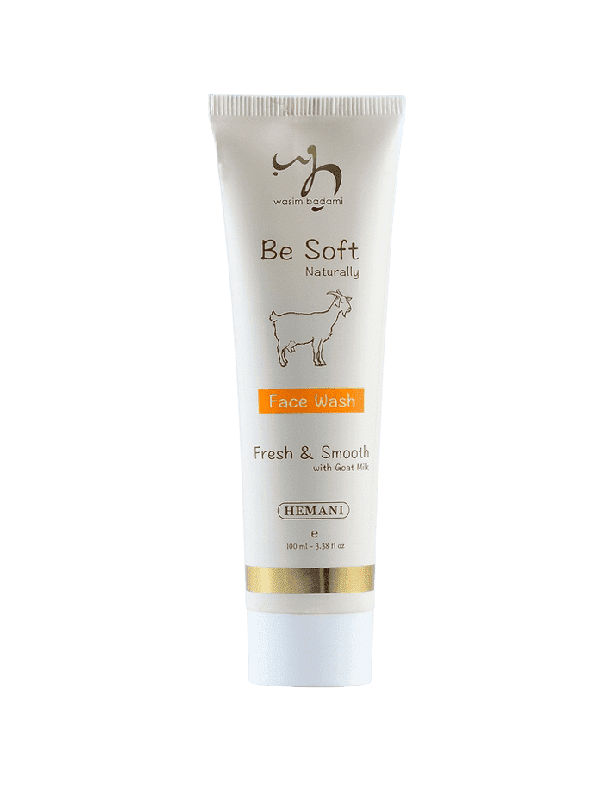 Be Soft Naturally Face Wash 100ml