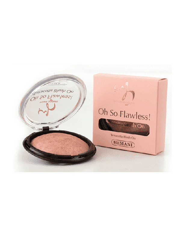Oh So Flawless Terracotta Blush On - Bronze