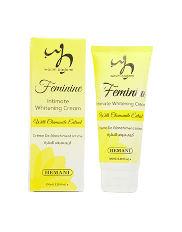 Feminine Intimate Whitening Cream 100ml