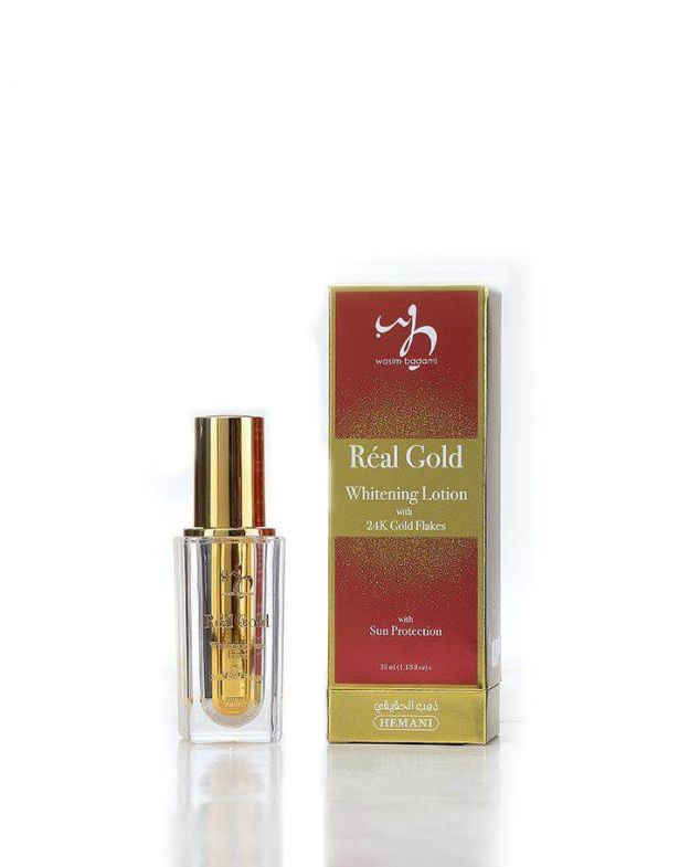 Real Gold Face Lotion