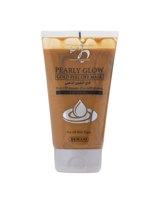 Pearly Glow Gold Peel Off Mask