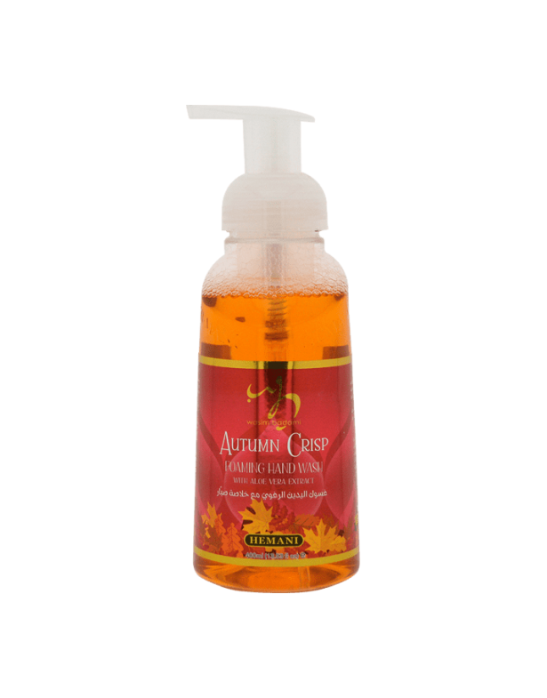 Autumn Crisp Foaming Hand Wash 400ml