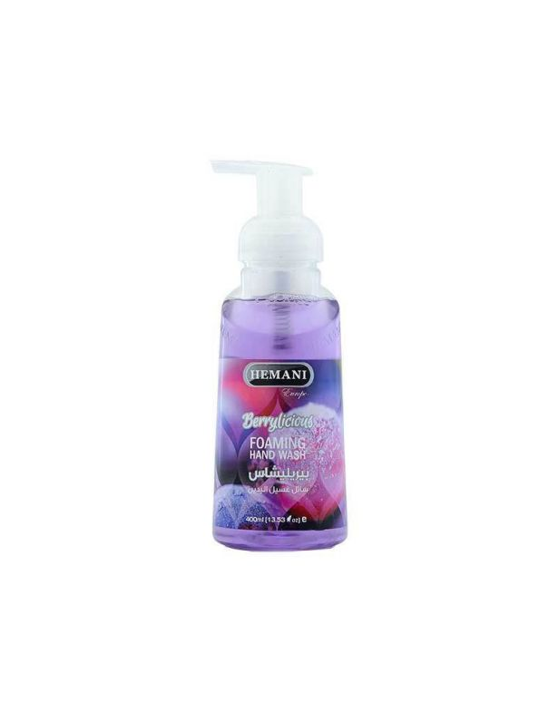 BERRYLICIOUS FOAM SOAP 400ml