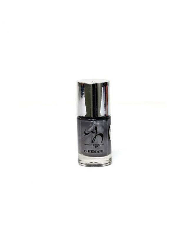 Nail Polish Mirror Metallic Silver 12ml