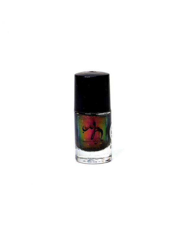 Nail Polish Rainbow Pinky Gold 12ml