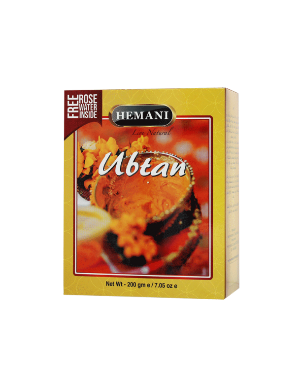Hemani Ubtan Natural 200gm