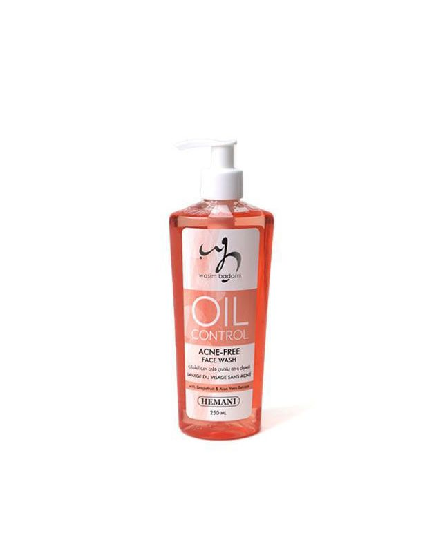 OIL CONTROL Acne-free Face Wash