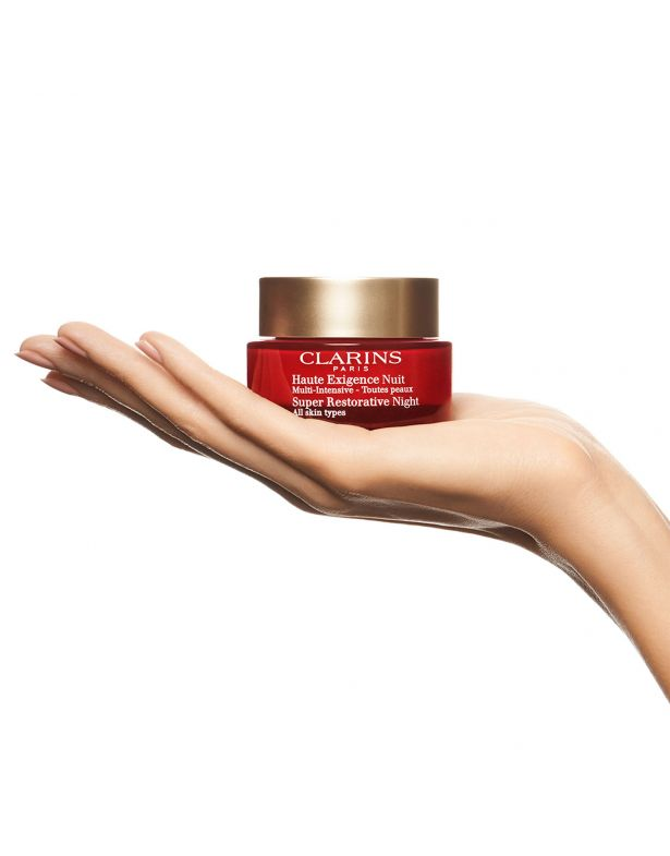 Clarins - Super Restorative Night - All Skin Types - 50ml