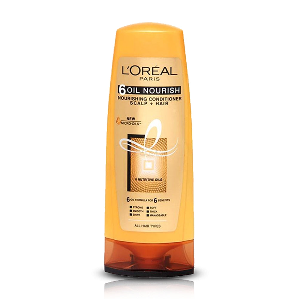 L'Oreal Paris- 6 Oil Nourish Conditioner 175ml