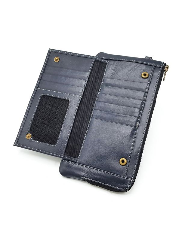 PHONE WALLET - BLUE