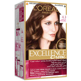 L'Oreal Paris- Excellence Creme 4.3 Golden Chestnut Brown Hair Color