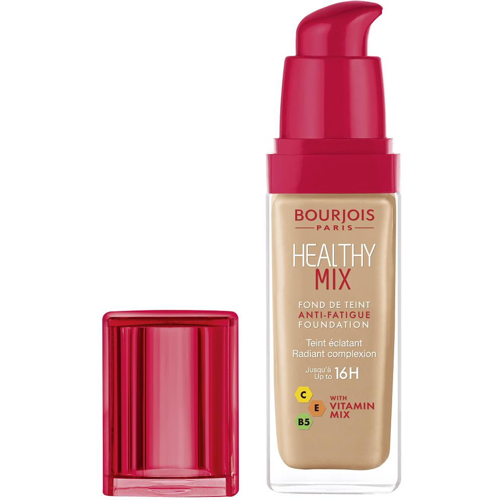 Bourjois -  Healthy Mix Anti-Fatigue. Foundation, 30 ml 1 fl oz -55 Dark beige