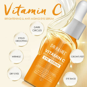 Dr.Rashel Vitamin C Brightening & Anti-Aging Eye Serum, 30ml