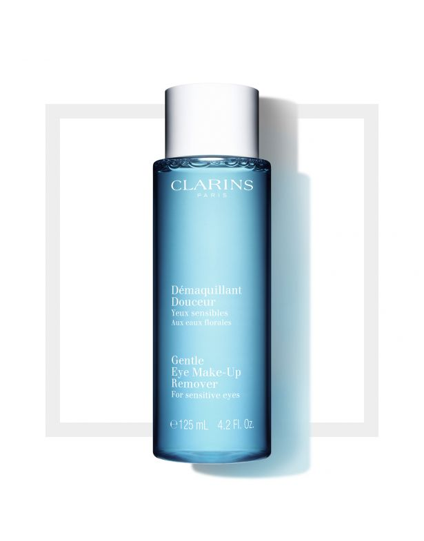 Clarins - Gentle Eye Make-Up Remover, 125ml