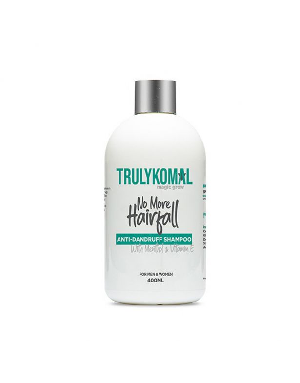 Trulykomal No More Hair Fall Shampoo