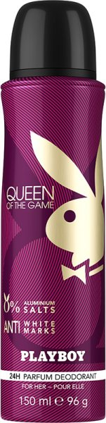 Playboy Queen of the Game bodyspray 150 ml