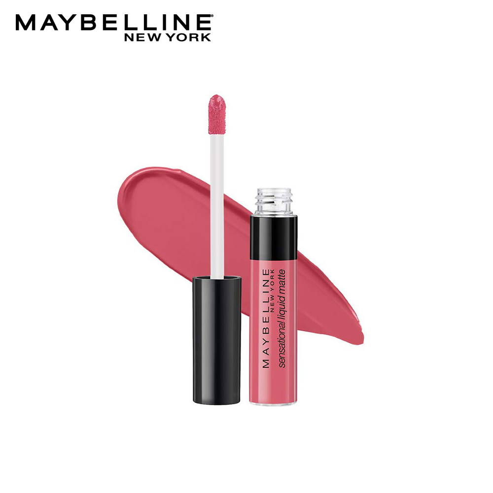 Maybelline Sensational Liquid Matte -04 - Easy Berry