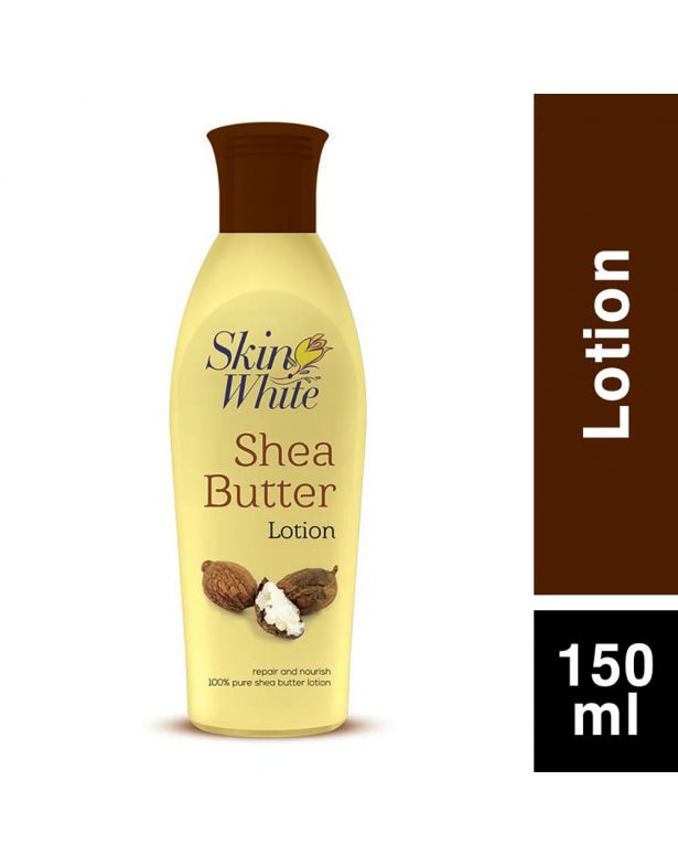 SkinWhite Lotion Shea Butter) 150 ml