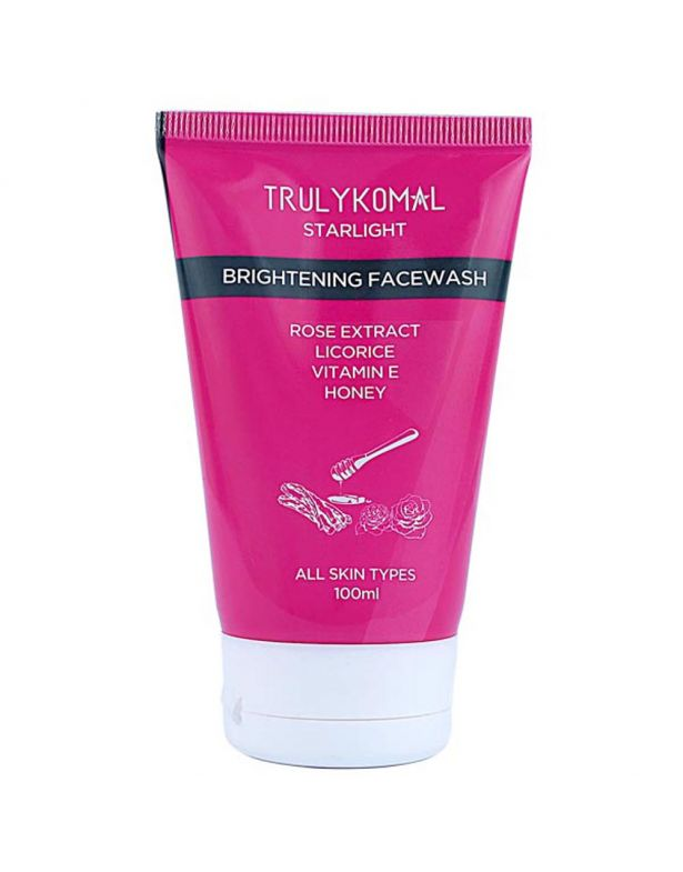 Trulykomal Brightening Facewash