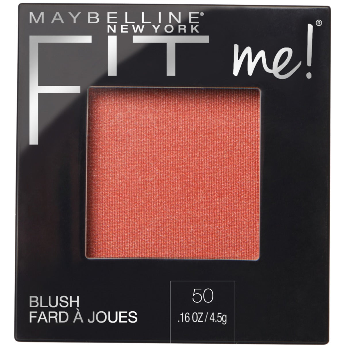 Maybelline Fit Me Blush -Wine