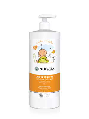 Centifolia Bebe Cleansing Lotion 500ml - EXP : 10/18