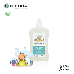Centifolia Organic Bottle & Dish Soap Neutral - 500ml