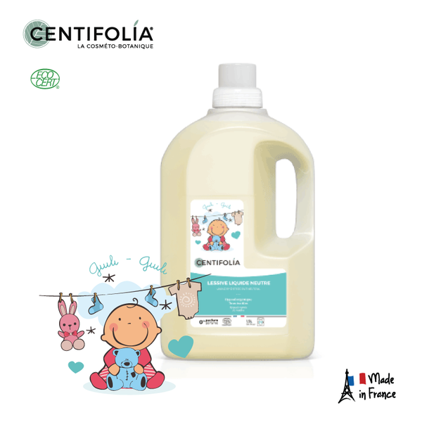 (READY STOCK) Centifolia Organic Laundry Detergent Neutral - 1.5L