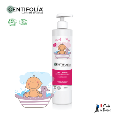 Centifolia Organic Hair & Body Wash - 250ml