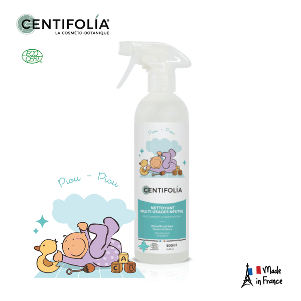 Centifolia Organic Multi Surface Cleaner Neutral 500ML [READY STOCK]