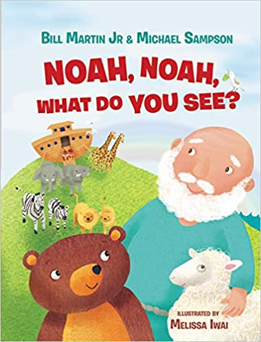 Noah, Noah, what do you see?
