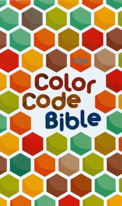 NKJV The Color Code Bible