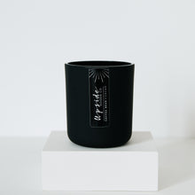 Load image into Gallery viewer, Coffee Bean + Cacao Candle | Upside Goods Co.