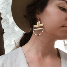 Load image into Gallery viewer, VIA Earrings