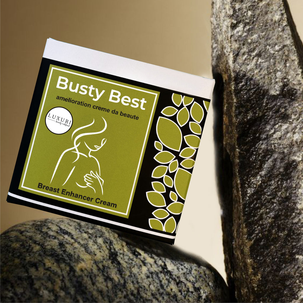 Busty Best Bust Enhancement/uplift/Firming Cream With Natural Herbs