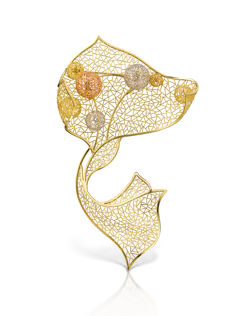 one of a kind brooch