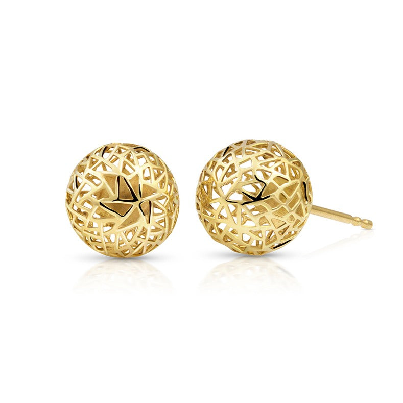 Bubble Studs Earrings