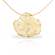 Load image into Gallery viewer, Lotus Leaf Pendant