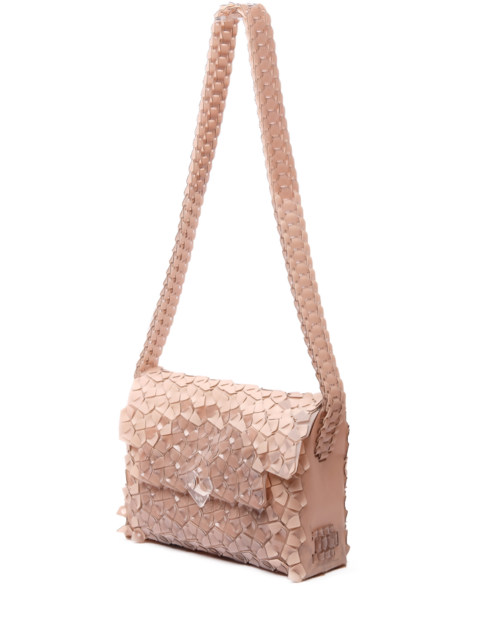 Mailbox Bag Medium in Taupe
