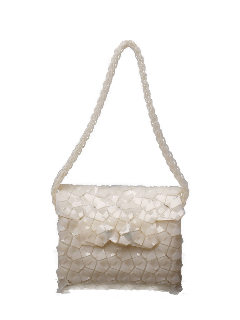 Mailbox Bag Small in White