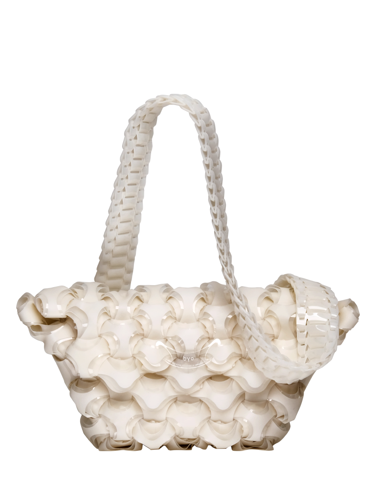 Opera Bag in White