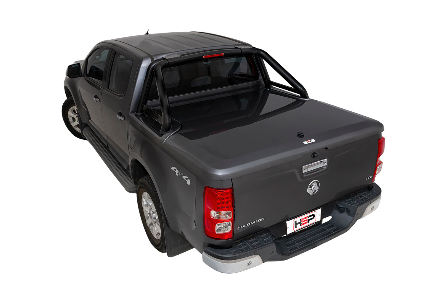 HSP 3PCE Manual SINGLE CENTER LOCK – Holden Dual Cab RG Colorado Hard Lid