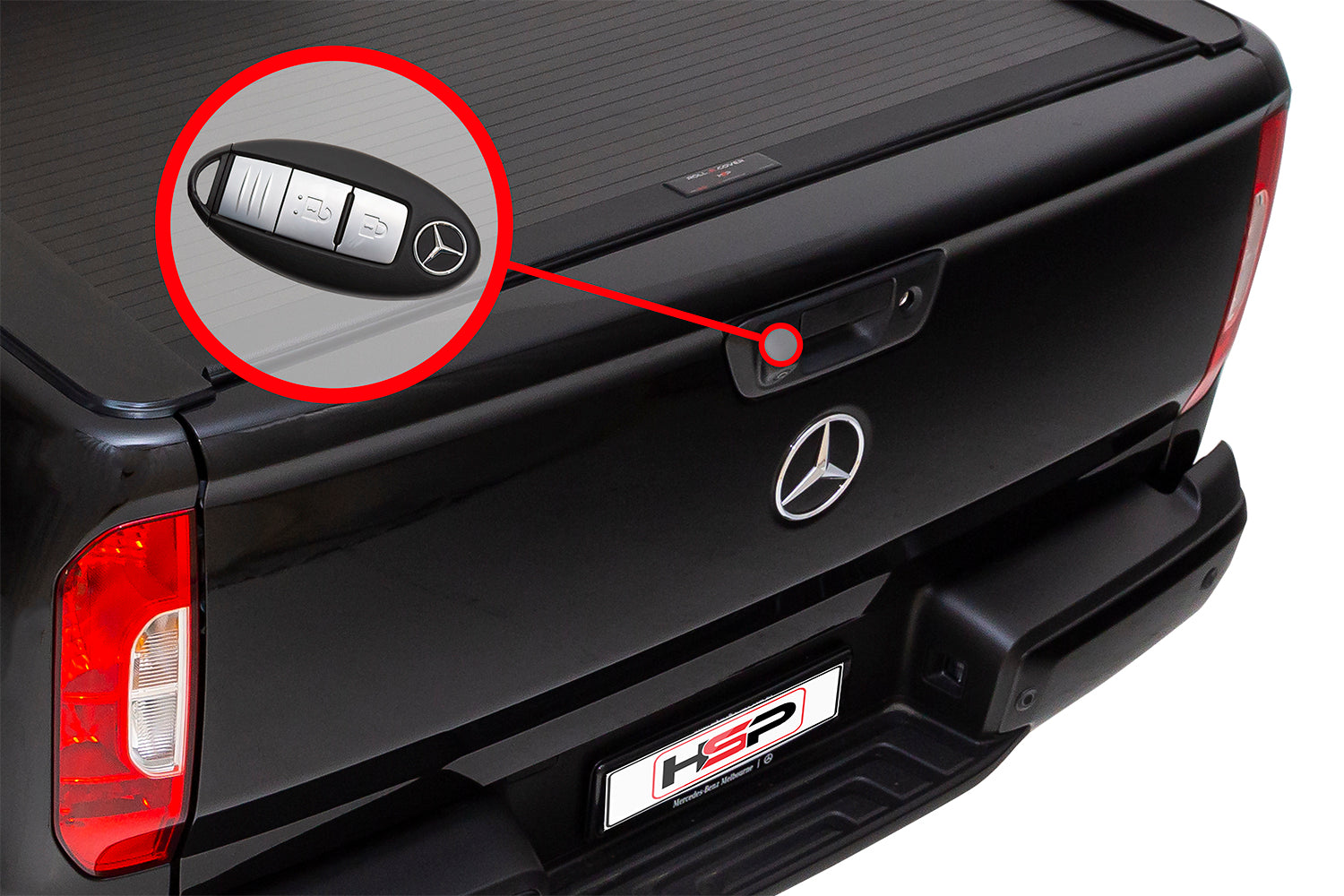 Mercedes X-Class - TailLock