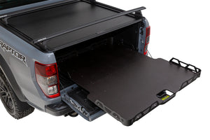Ford Ranger PX & PU & Mazda BT-50 - DUAL CAB - LoadSlide (to suit no tub liner)