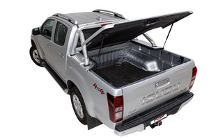 HSP 3PCE MANUAL SINGLE CENTER LOCK – Isuzu Dual Cab D-max Hard Lid